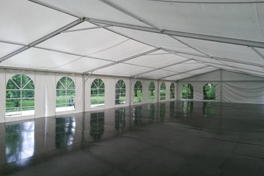 Павильон шириной 10 метров