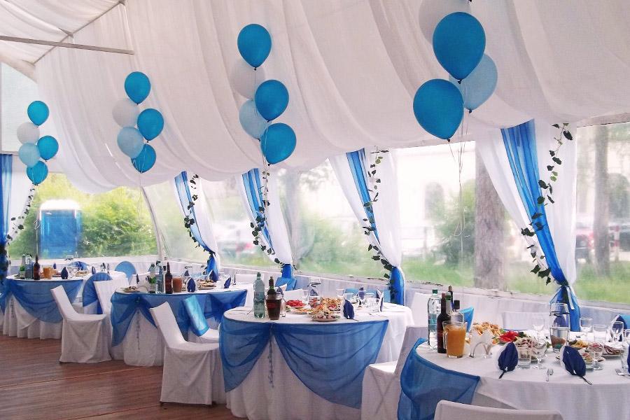 Аренда шатра для праздника