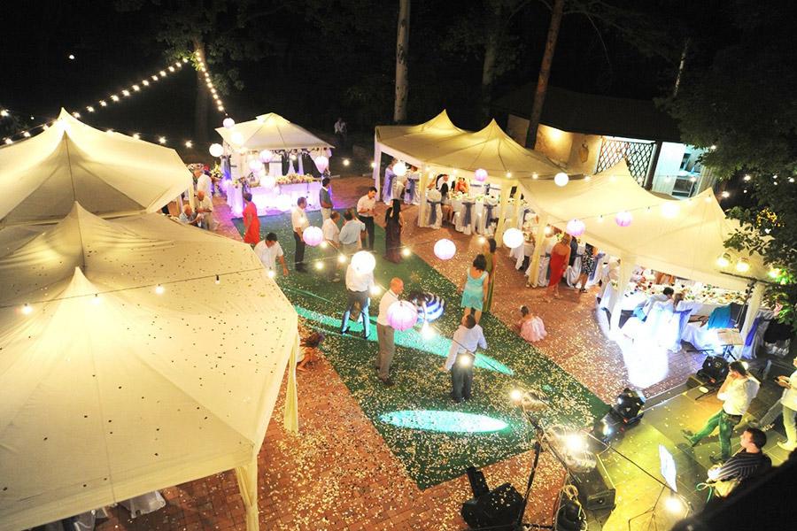 Аренда праздничного шатра