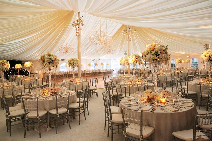 Аренда свадебного шатра